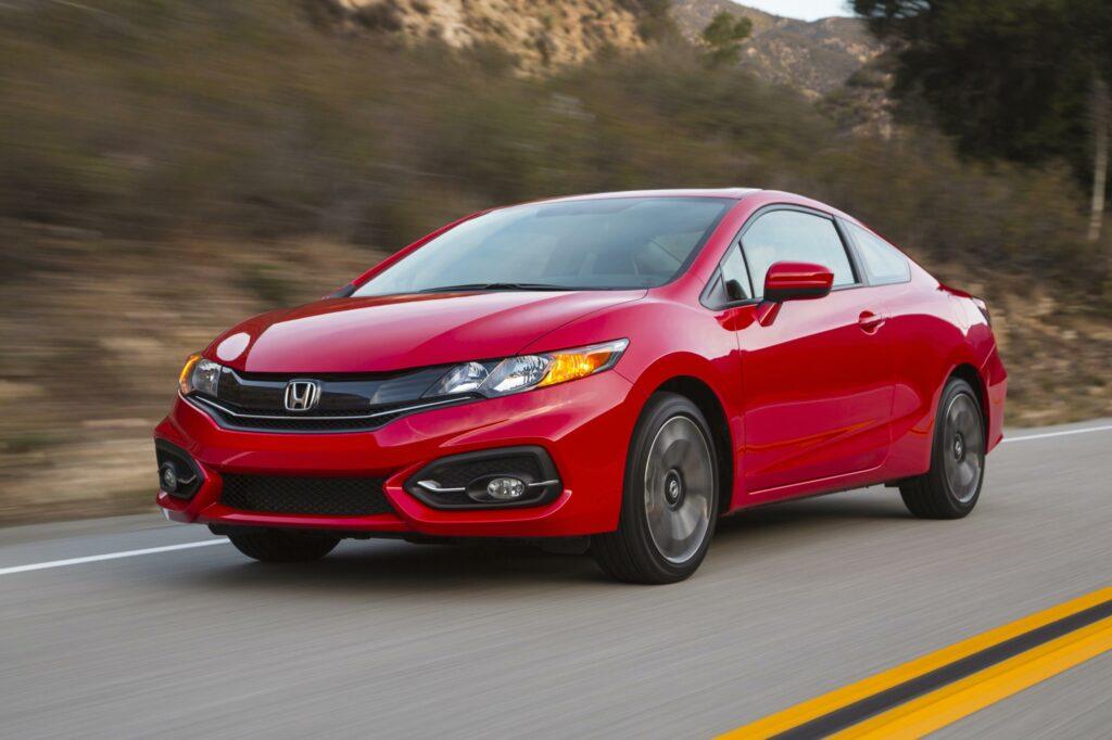 Honda Civic coupe 2015