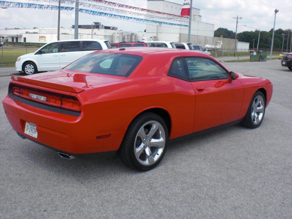 Dodge Challenger SXT