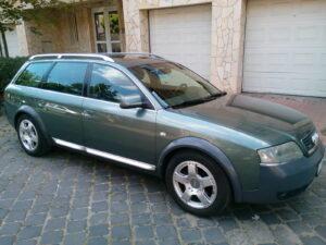 Eladó Audi A6 allroad 2.7T