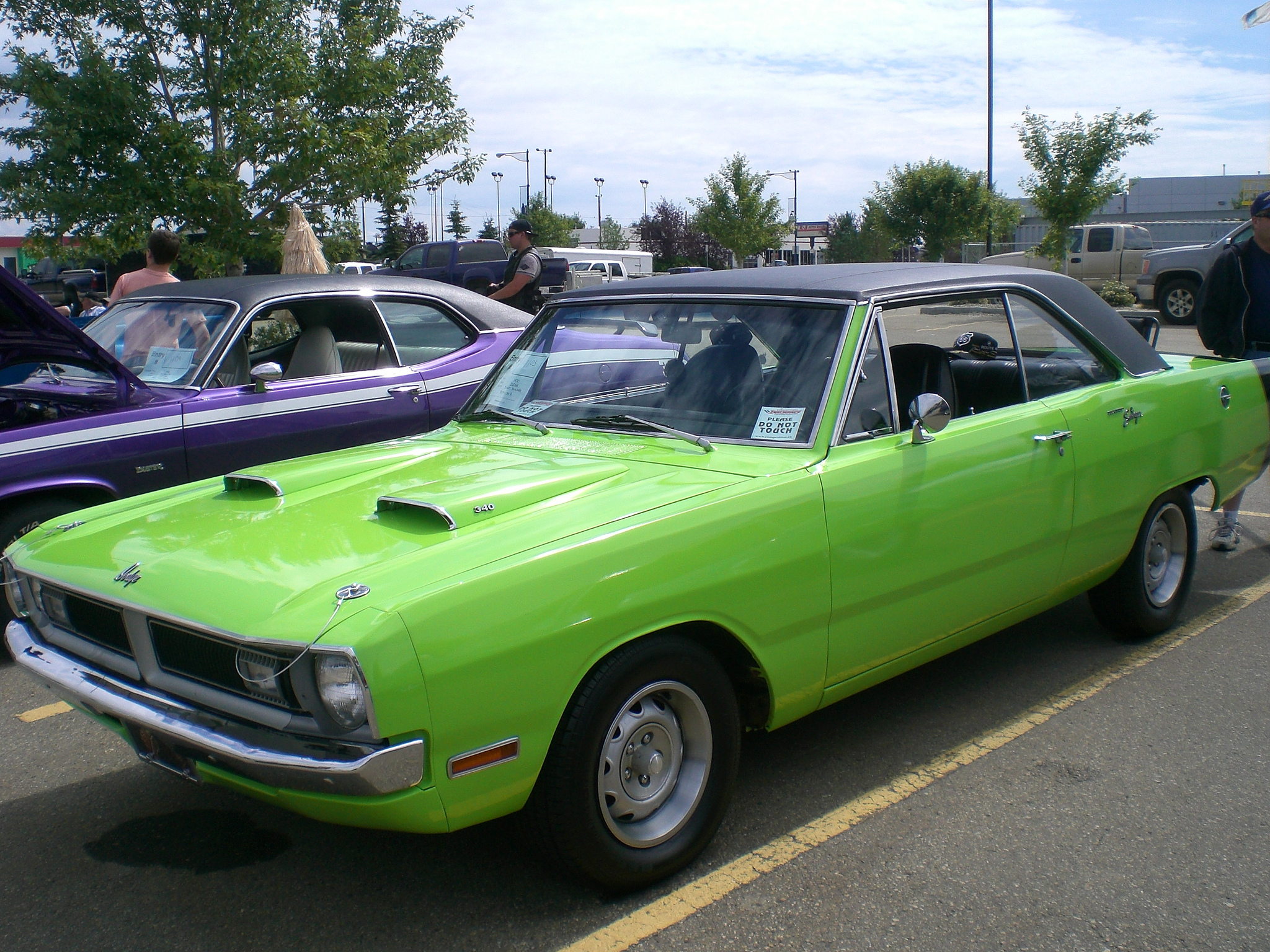 Dodge Dart Swinger 1970