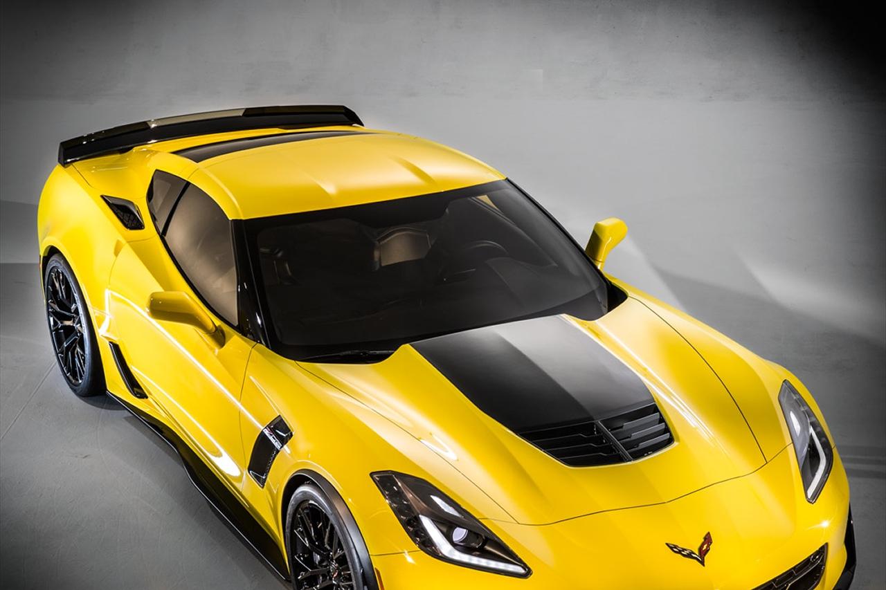 Bemutatták a 2015-ös Chevrolet Corvette Z06 izomautót