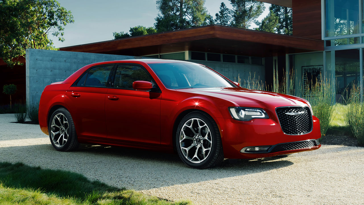 Elegáns izomautók – Chrysler 300