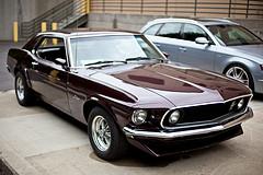 Ken Block és a 800 lóerős Ford Mustang