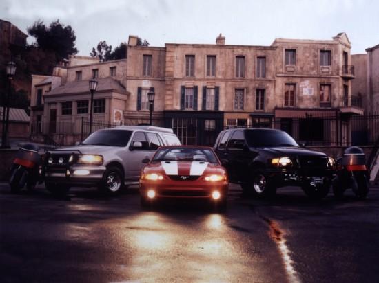 Knight Rider Team autói
