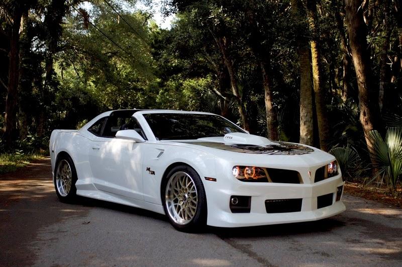 A kabrió változat lesz a legerősebb Pontiac