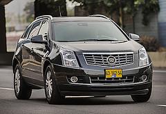 Cadillac SRX újratervezve – izomautó a köbön