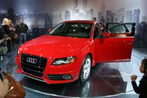Audi A4 - 2008-as bemutató
