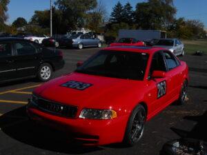 Audi S4 - 2003
