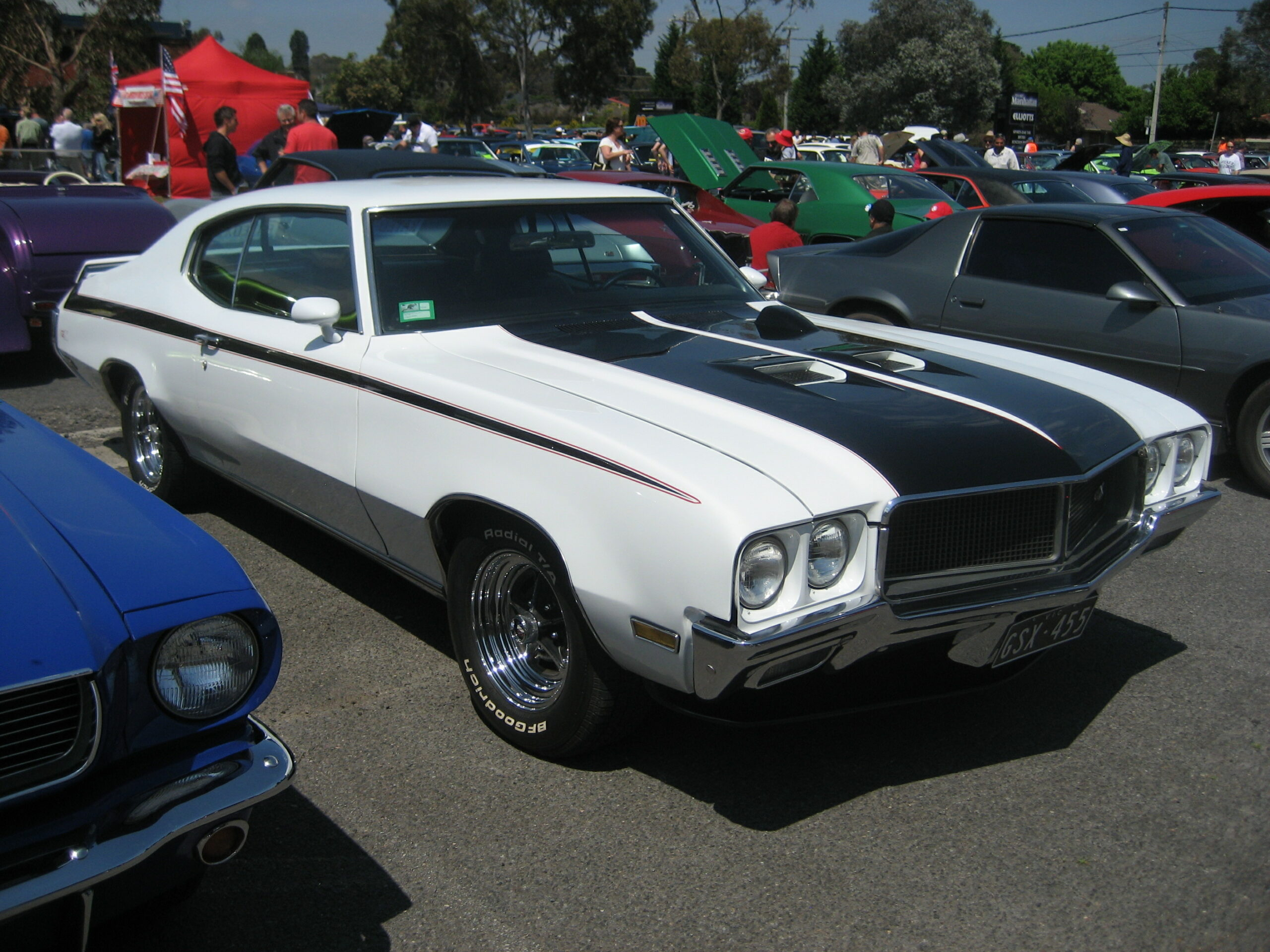 Buick GSX Stage 1 1970