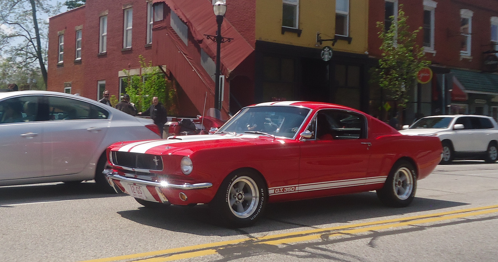 FordMustang1965