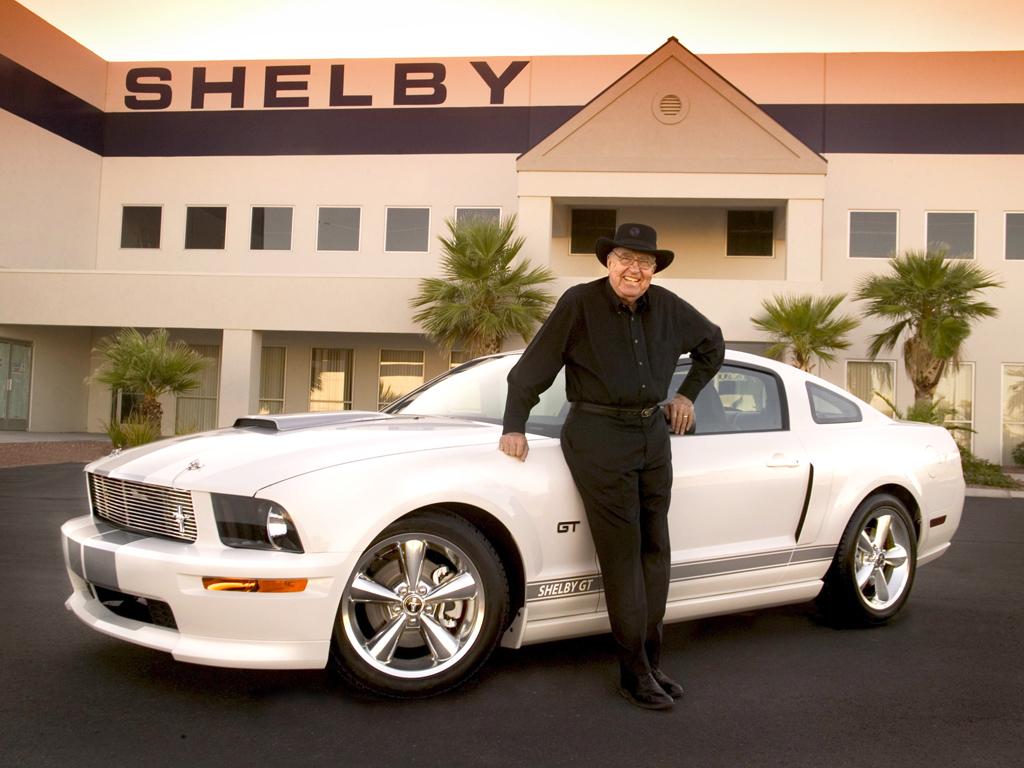 Egy kis történelem: Shelby és az ő Cobrája