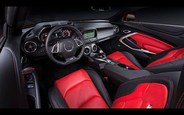 Chevrolet Camaro 20163