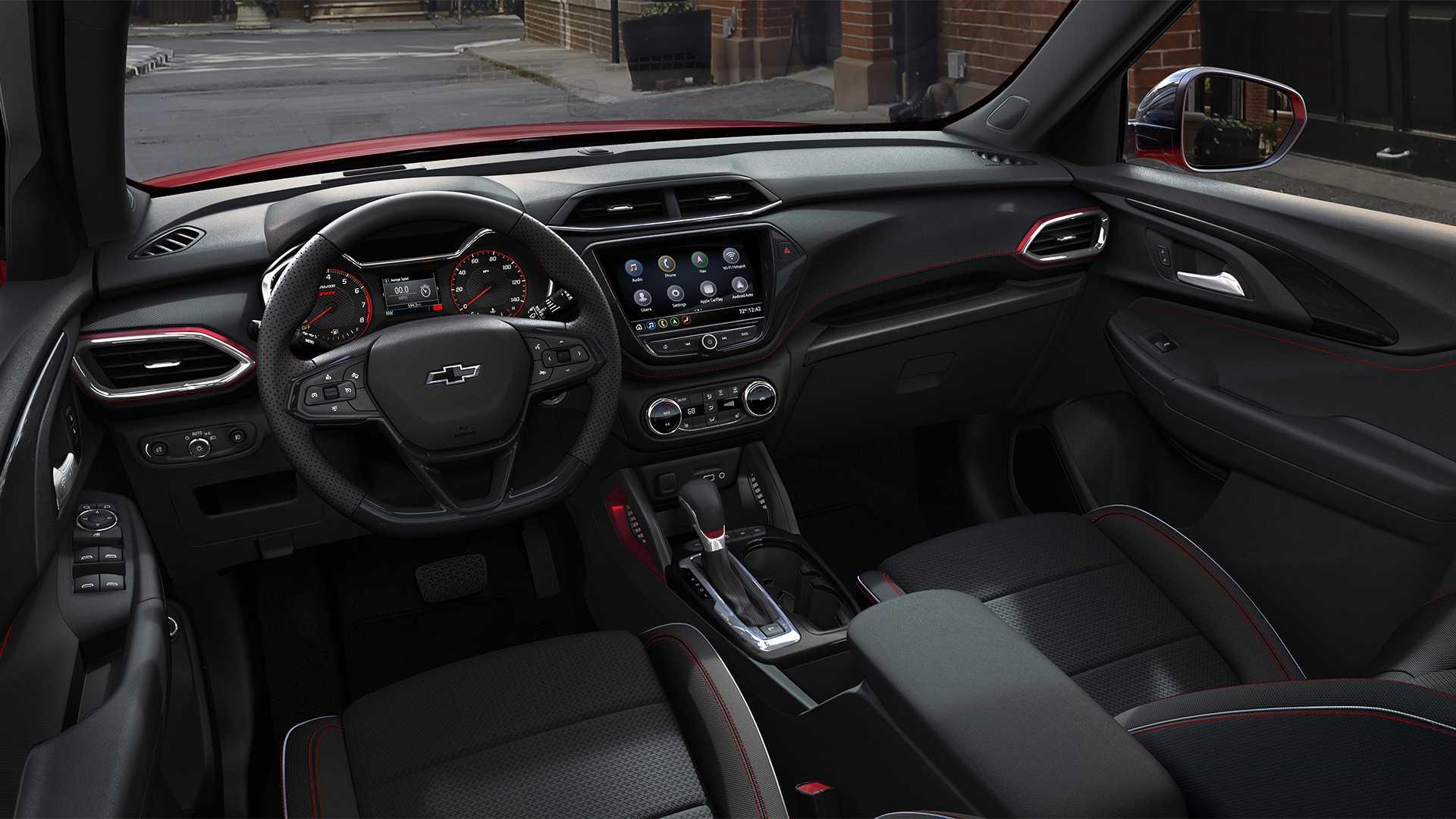 Visszatér a Chevrolet Trailblazer a GM legújabb kompakt SUV modelljeként