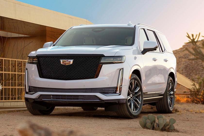 Vállalható-e az új Cadillac Escalade üzemanyag fogyasztása?