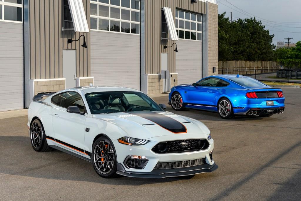 Ford Mustang Mach 1 2021: hamarosan érkezik