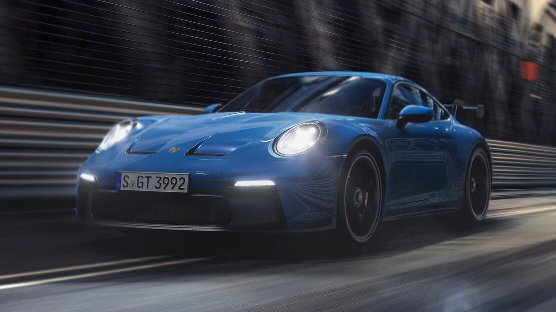 A 2022 Porsche 911 GT3 RS prototípus versenykészebb, mint valaha
